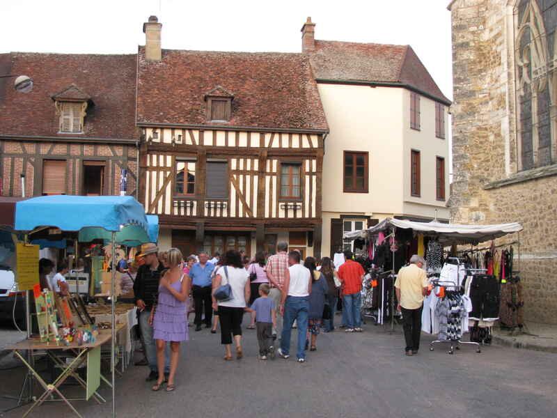 Marché de Chaource