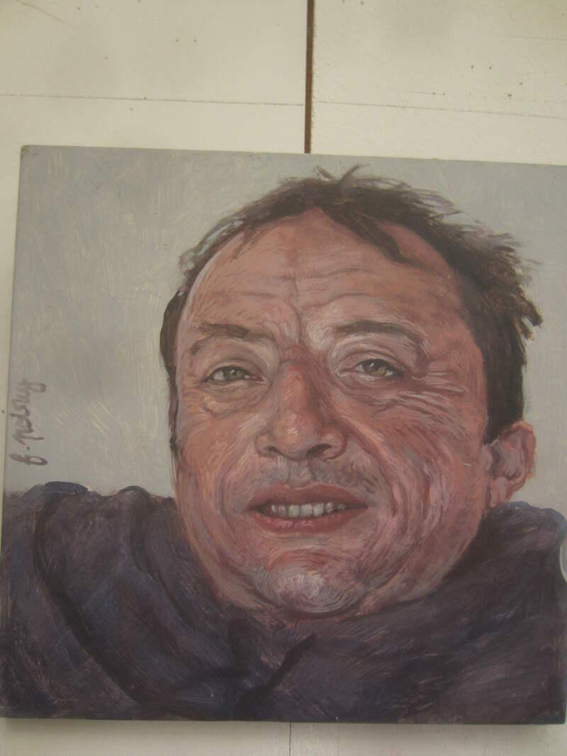 Frederic Poirey - Artiste-peintre
