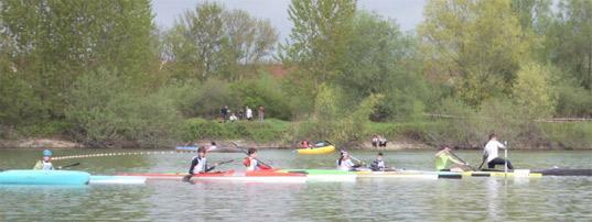 Club Nautique Aubois Canoë Kayak