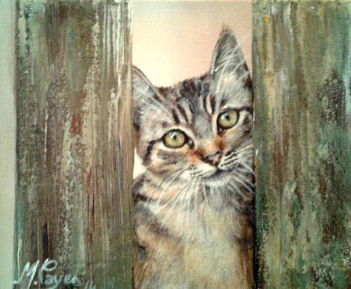 Mireille Payen - Artiste-peintre