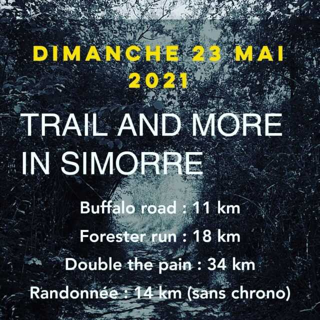 TRAIL IN SIMORRE