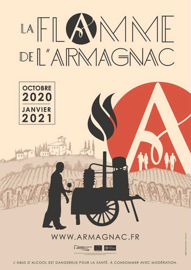 LA FLAMME DE L'ARMAGNAC