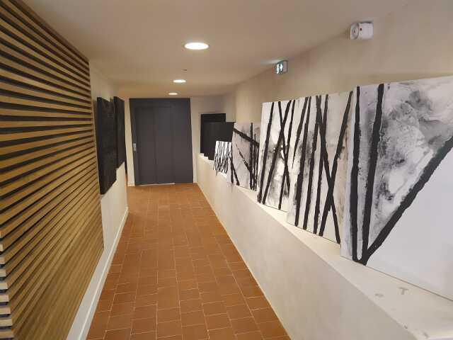 EXPOSITION DE REINE MARCELLIN