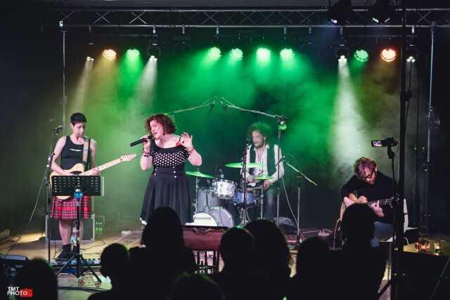 Concert - Corinne et les Voyageurs