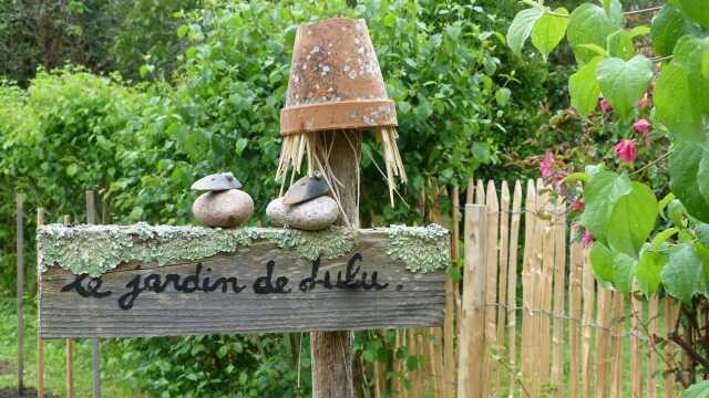 Rendez-vous aux Jardins: le Jardin de Lulu