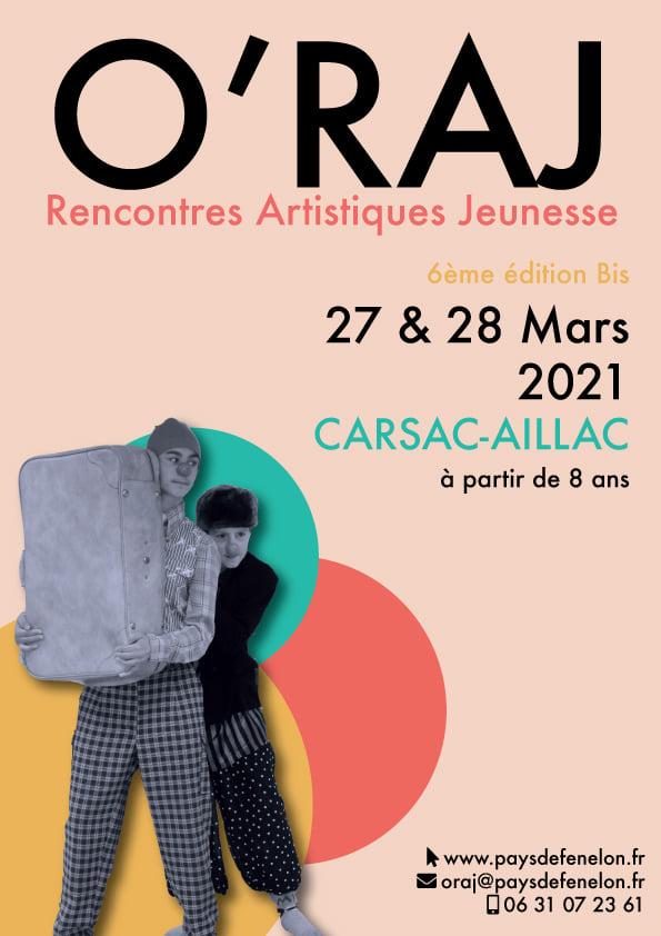 ORAJ (Rencontres Artistiques Jeunesse)