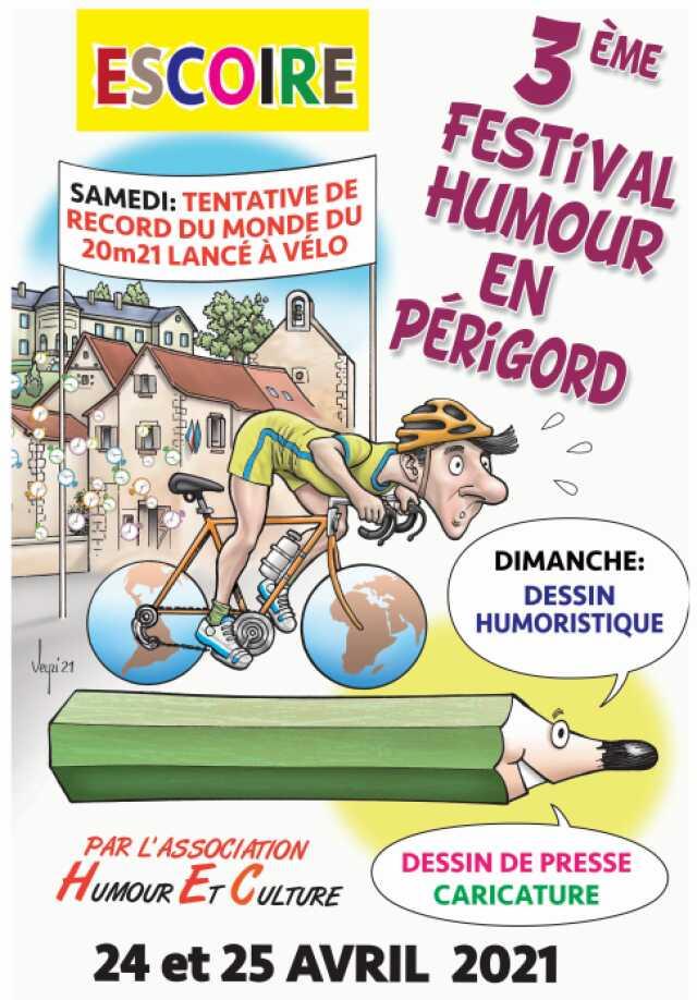 Festival Humour en Périgord