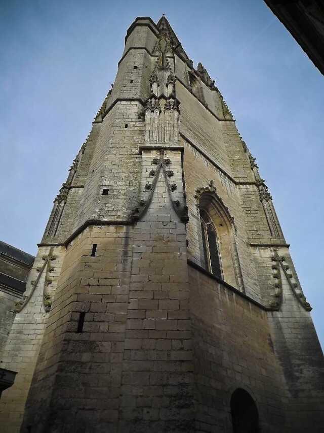 Visite guidée à deux voix de l'église Notre-Dame