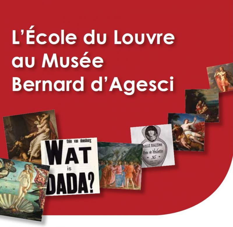 Les cours de l'Ecole du Louvre