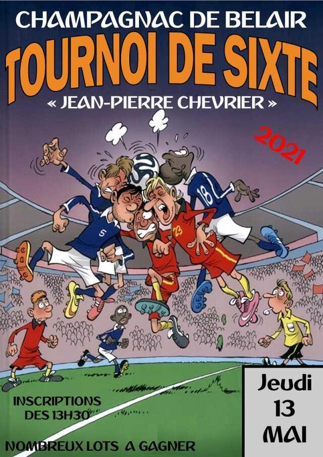 Tournoi de sixte : Jean-Pierre Chevrier