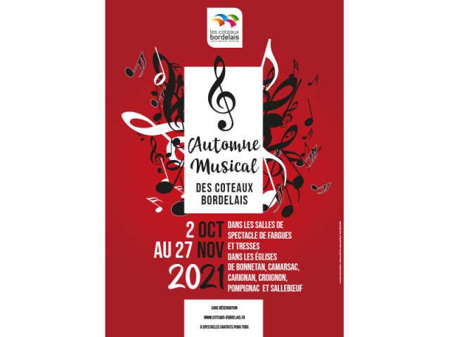 Automne musical - Fargues Saint-Hilaire