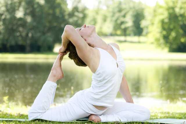 Séance de Yoga Stretching