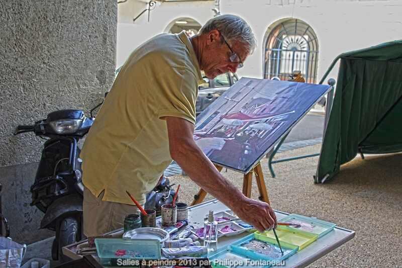 Salies à Peindre - Concours de Peinture et des Arts de la Terre