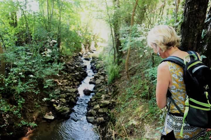 Balade naturaliste et artistique autour du Ciron