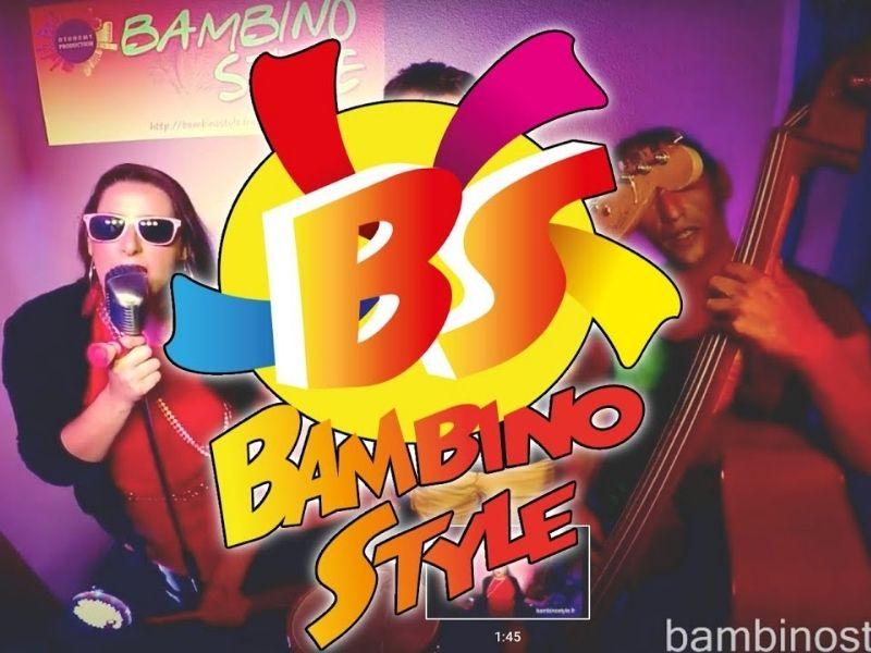 La Boom! Concert jeunesse par Bambino Style