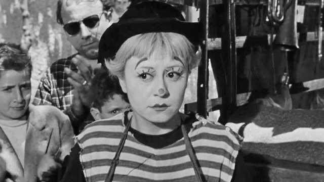 Ciné Mémoire La Strada de Federico Fellini Au Cinéma Le Plaza