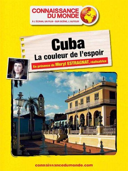 Ciné conférence Connaissance du Monde : Cuba