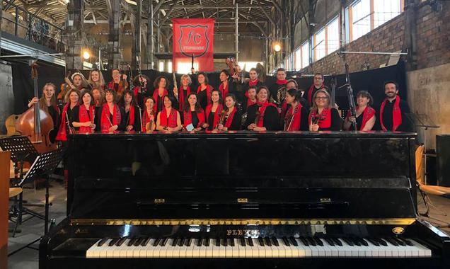 Concert du FC Symphonique