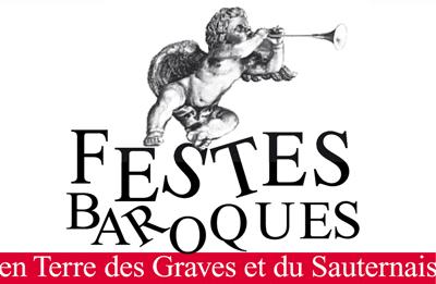 Festes Baroques au Château Climens avec le concert de The Beggar's Ensemble