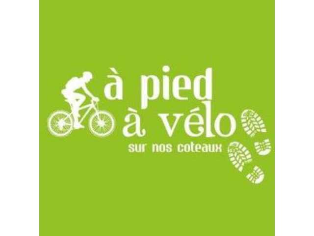 À pied, à vélo sur nos coteaux