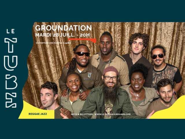 Concert - Groundation