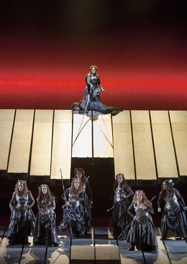 Opéra : La Walkyrie