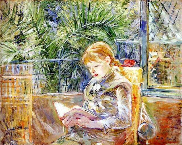 Conférence : Les femmes impressionistes - Copie