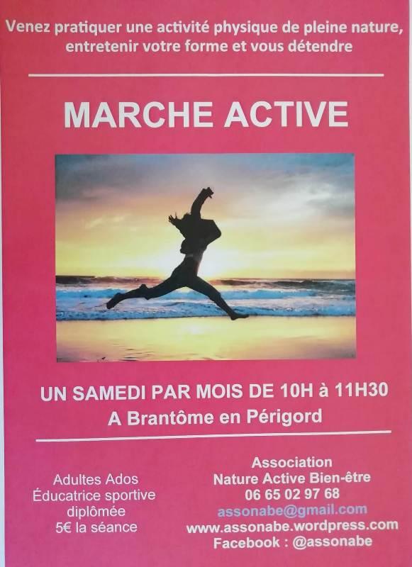 Marche active