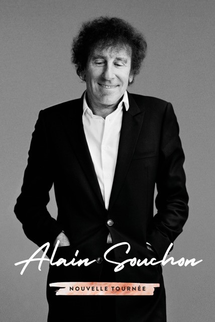 Concert d'Alain Souchon