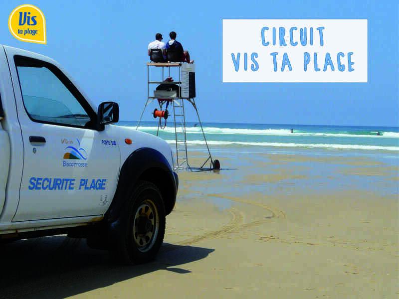 Circuit découverte Vis ta plage Océan