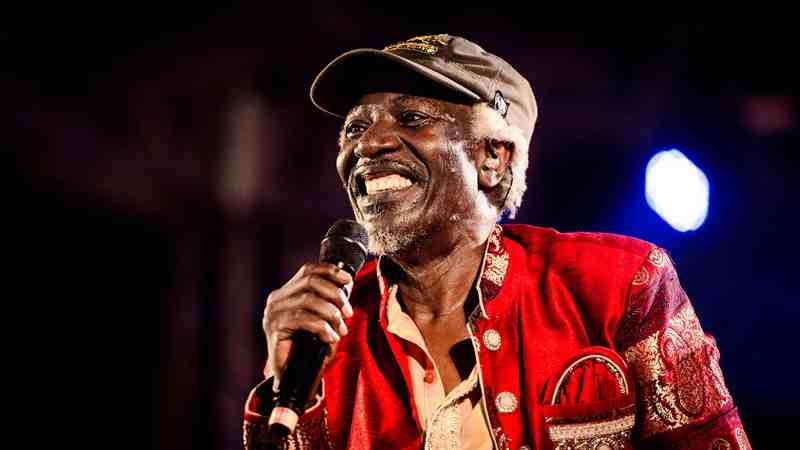 Alpha Blondy and the Solar System