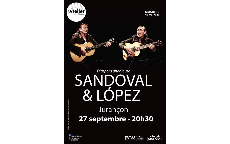 Concert : Sandoval & Lopez