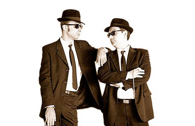 Les Musicales - Show Blues Brothers de Elwood-et-Jake