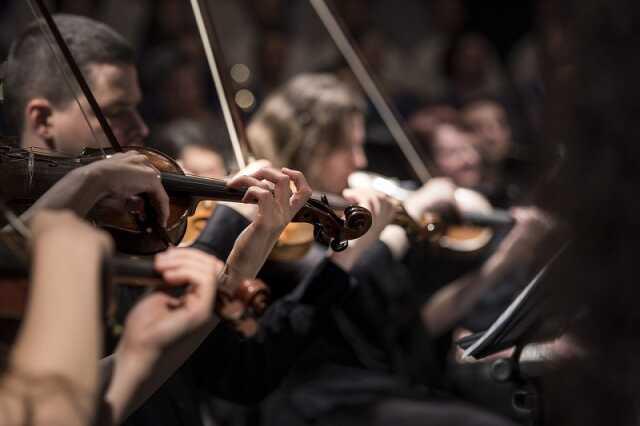 Concert classique Chorale d'Oxford