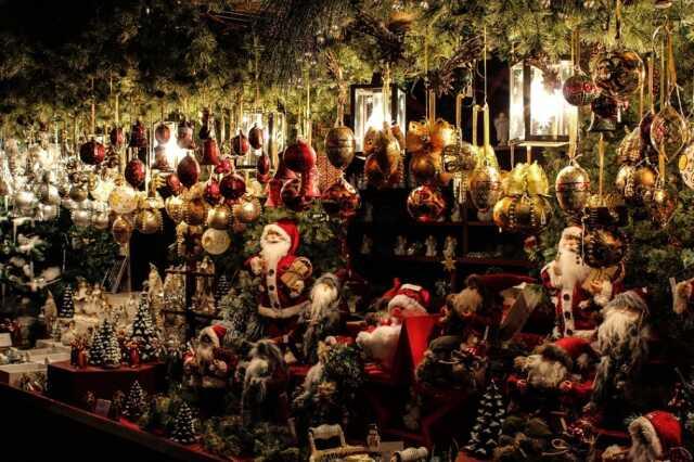 Marché de Noël à Festalemps