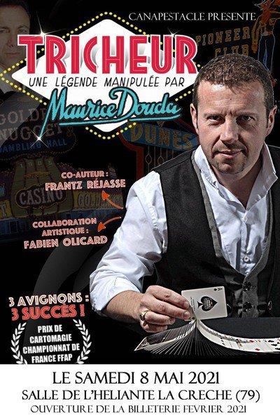 ANNULATION - L'Hélianthe : Maurice Douda- Spectacle