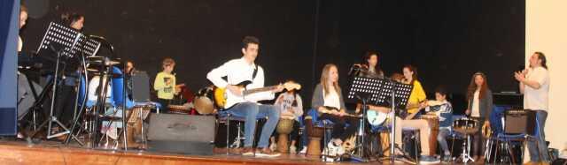 L'école de musique de Sanguinet se met en fête