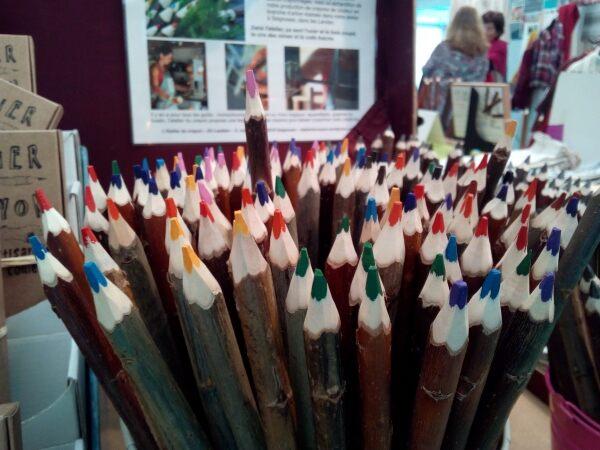 Les secrets de l'atelier du crayon