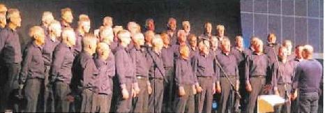 Chorales : Vodium et La Galère