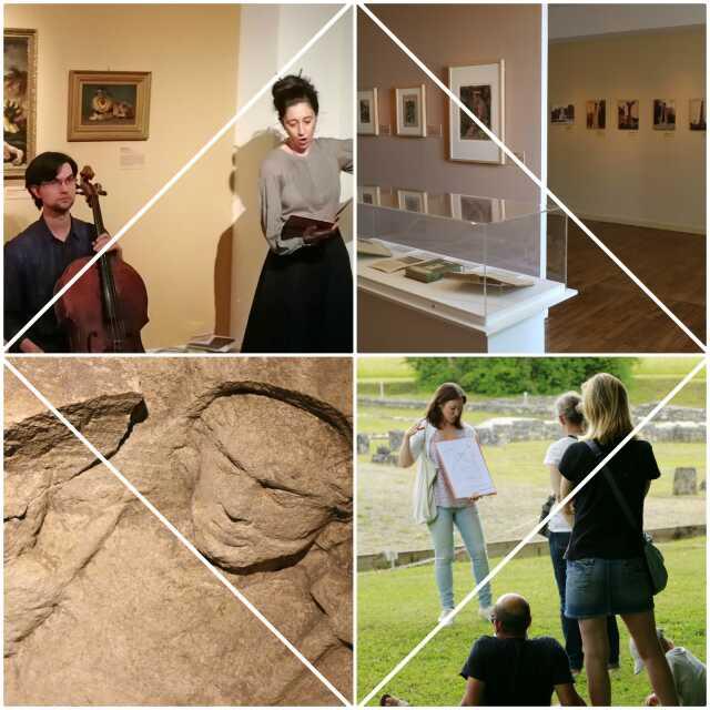 Journées européennes du patrimoine au musée