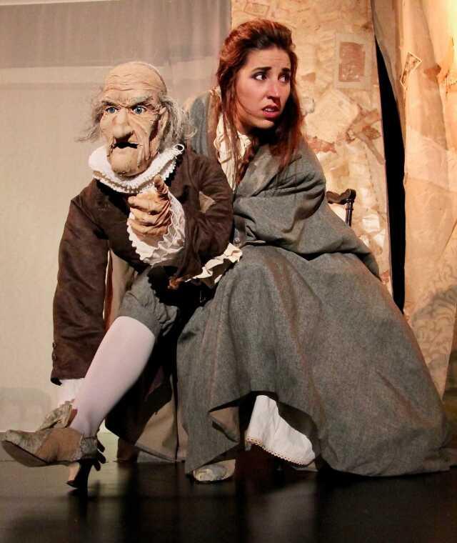Molière m'a tué à Auxonne