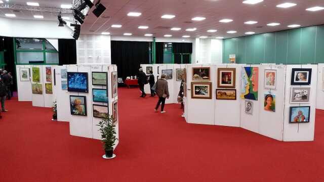 30 Salon d'Automne - Les 4'Arts
