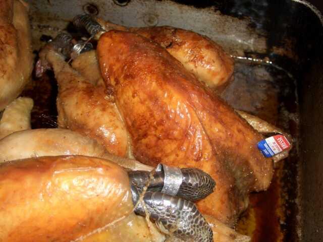 Fête du poulet