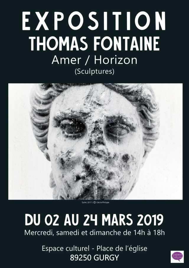 Amer / Horizon de Thomas Fontaine