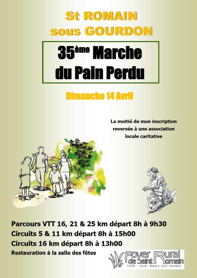 35e Marche du Pain Perdu