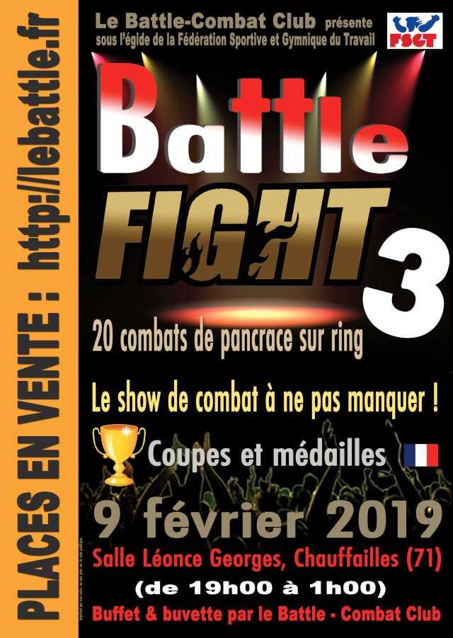 SUMMER FIGHT 3