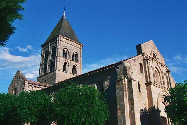 Nocturnes à l'église de Varenne l'Arconce