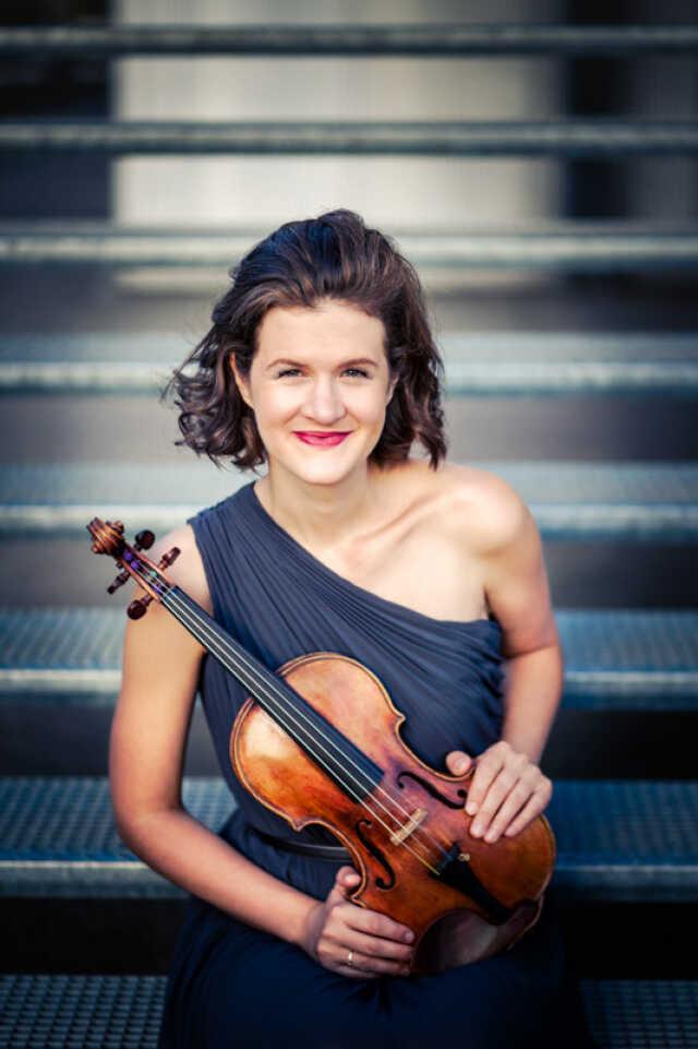 Concert à la Grande Forge de Buffon : Elsa GRETHER, violon et William MESGUICH, récitant