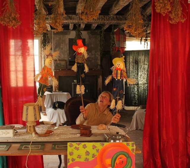 Ateliers artistiques à La Tempéra - Stages de peinture et ateliers découverte pour enfants accompagnés de leurs parents