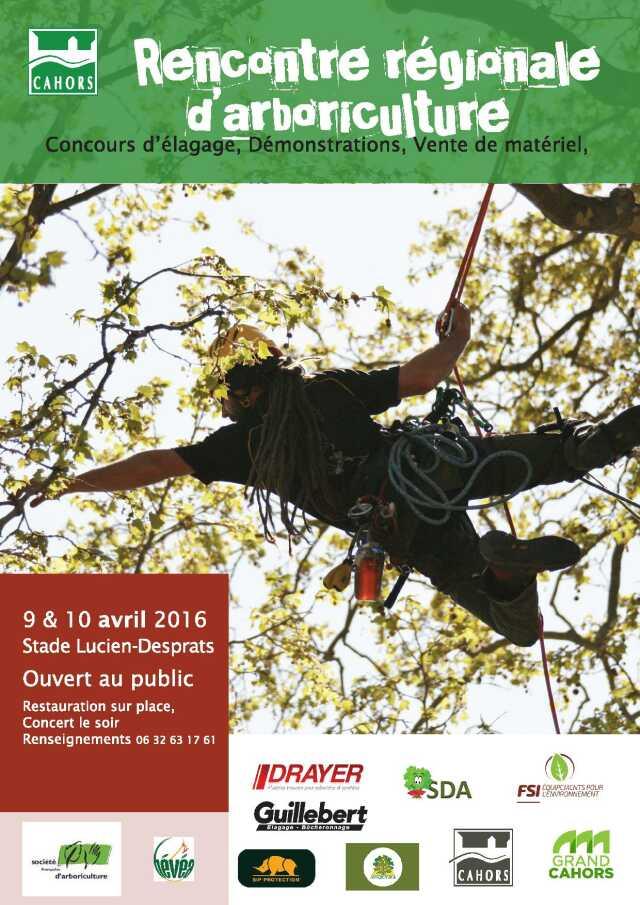 4 au 6 mai - Rencontres Régionales d'Arboriculture Ouest & Ile-de-France - 4mepro